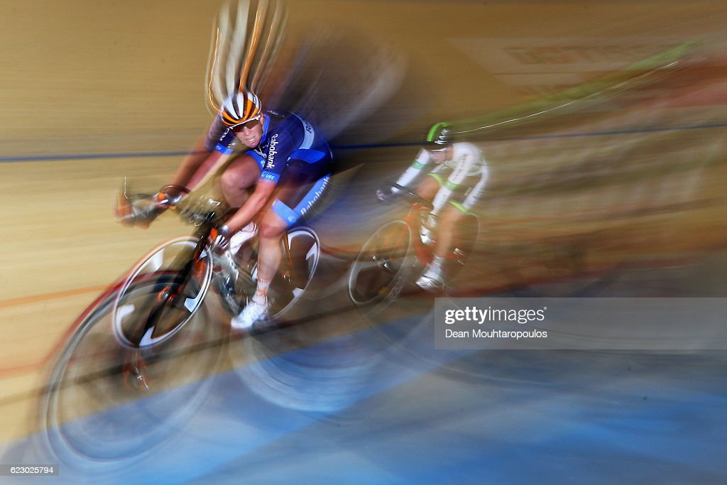 UCI Track Cycling World Cup - Apeldoorn
