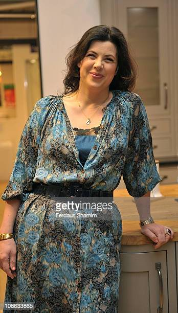 Kirstie Allsopp announces an exclusive partnership with BQ to promote DIY on January 31 2011 in London England