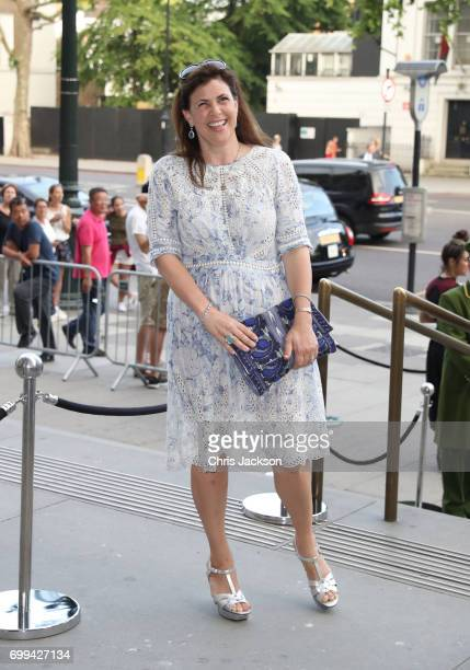 Kirsty Allsop attends the VA summer party at The VA on June 21 2017 in London England