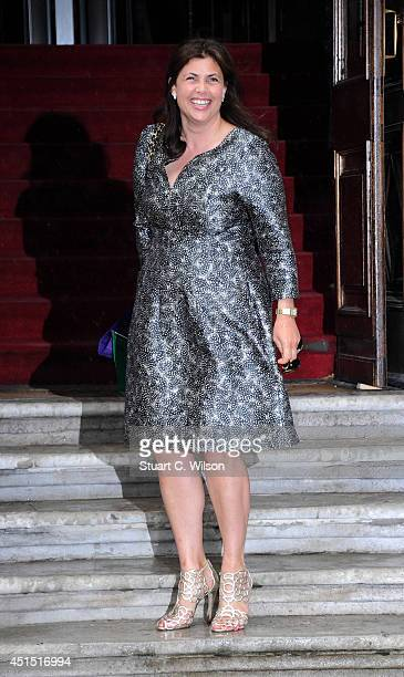 Kirsty Allsopp attends a reception for the Best of Britain's Creative Industries at The Foreign Office on June 30 2014 in London England