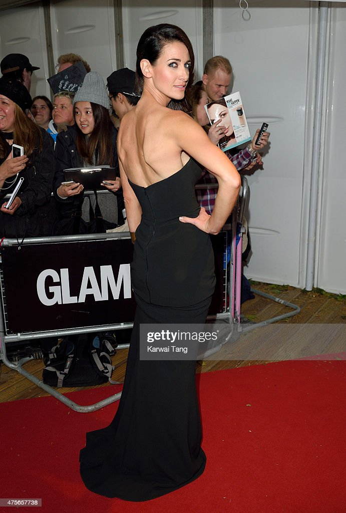 Kirsty Gallacher attends the Glamour Women of the Year Awards at Berkeley Square Gardens on June 2, 2015 in London, England.