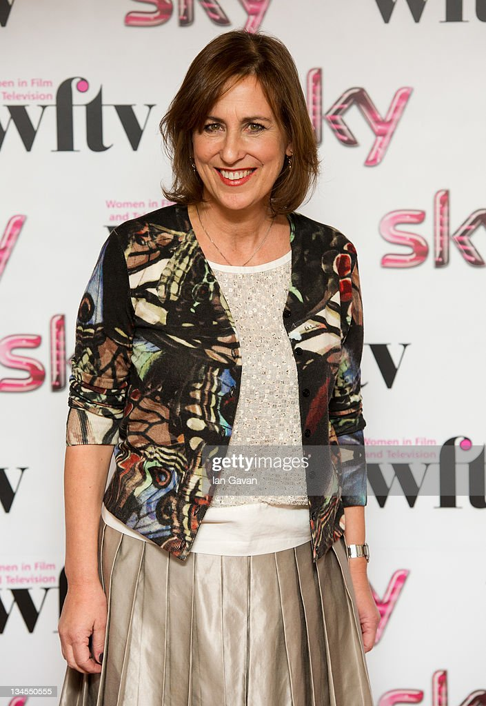 Kirsty Wark attends the Women In Film And TV Awards 2011 annual ceremony celebrating the accomplishments of women working in the film and television industries at the Hilton Park Lane on December 2, 2011 in London, England.