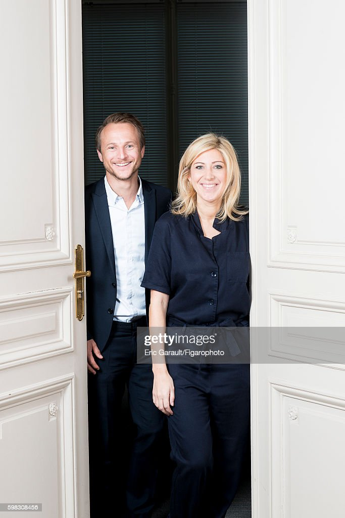 Marc Beaucourt and Amanda Sthers, Madame Figaro, August 19, 2016