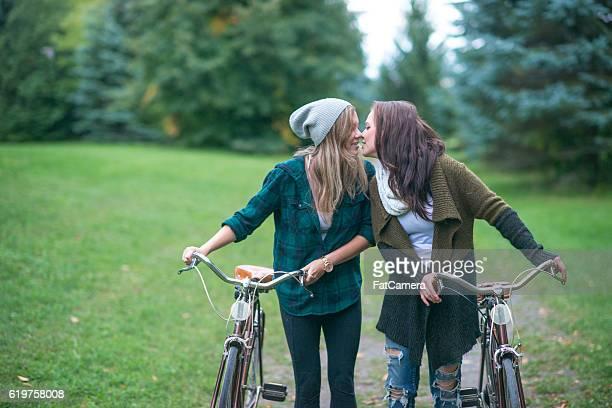 Kiss at the Park