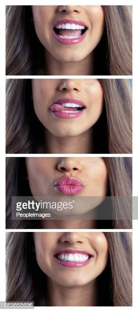 Kiss boring lips goodbye!