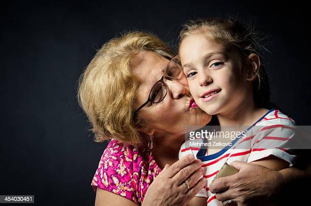 Kiss from Grandma