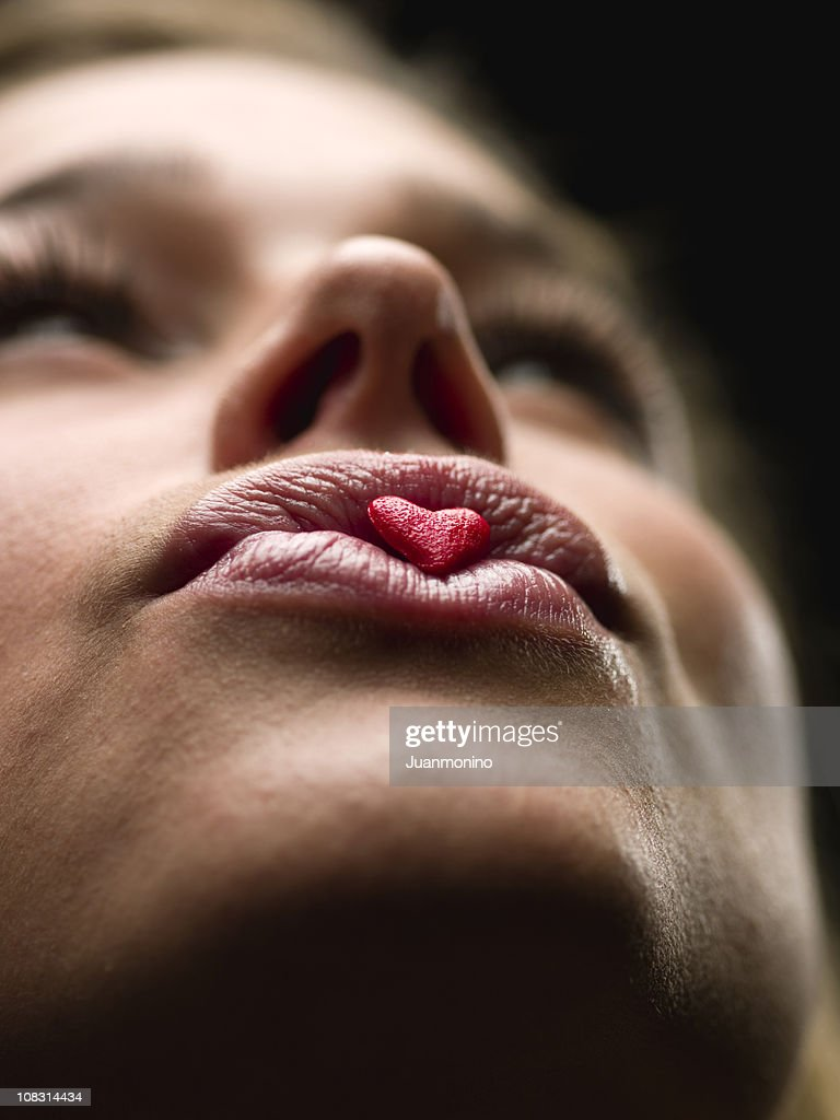 Kiss of Love : Stock Photo
