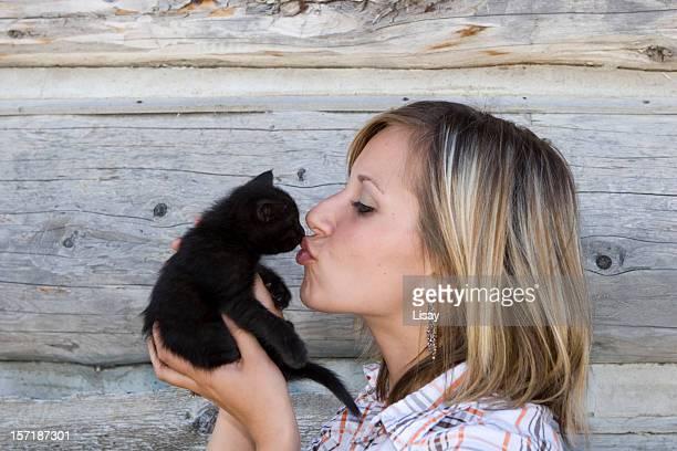 Kiss the Kitty