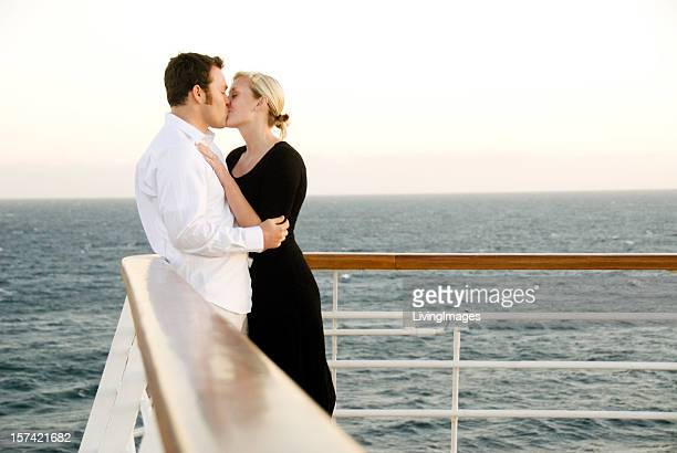 Kissing のクルーズ船