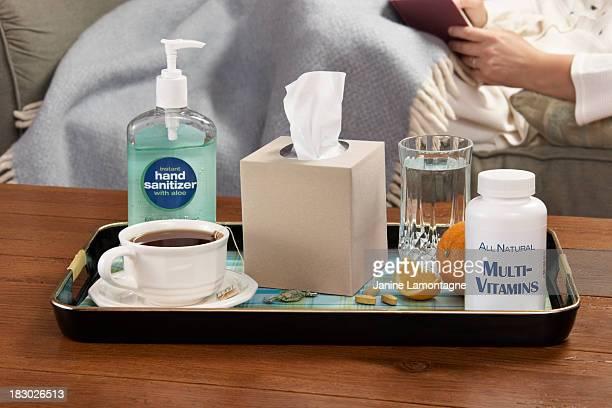 Fighting die Erkältung und Grippe Saison