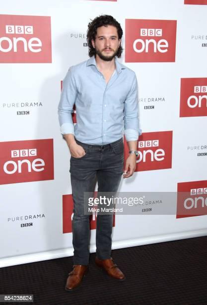 Kit Harington attending the 'Gunpowder' preview screening at BAFTA on September 26 2017 in London England