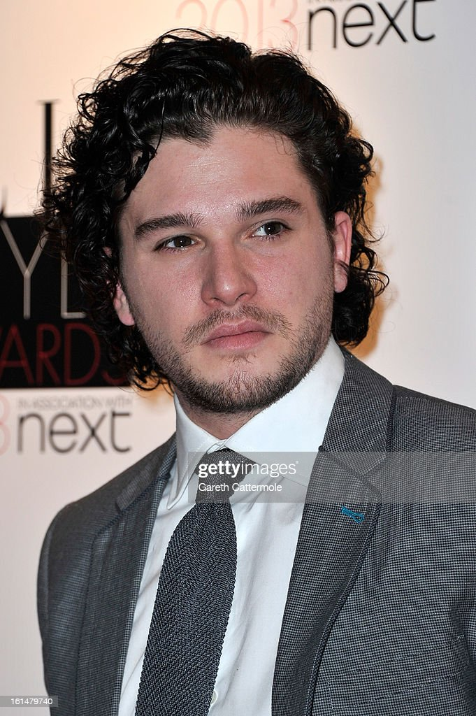 Kit Harington attends the Elle Style Awards at The Savoy Hotel on February 11, 2013 in London, England.