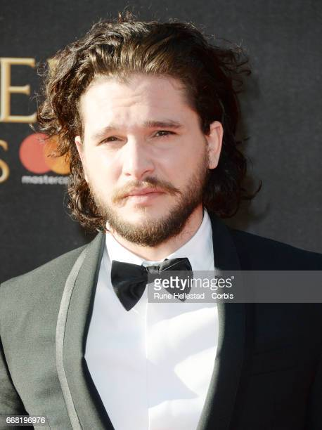Kit Harington attends The Olivier Awards 2017 at Royal Albert Hall on April 9 2017 in London England