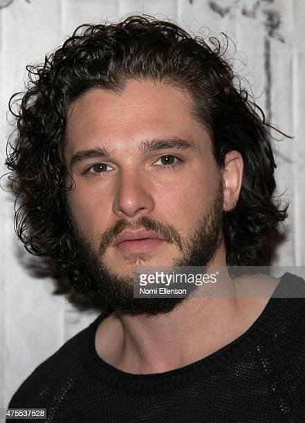 Kit Harrington attends AOL BUILD Speaker Series James Kent And Kit Harrington Discuss Their New Film 'Testament Of Youth'at AOL Studios In New York...