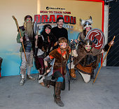 """""""How To Train Your Dragon: The Hidden World"""" - Photocall"""