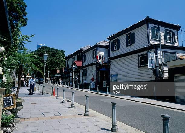 Kitano Ijinkan, Kobe, Hyogo, Japan