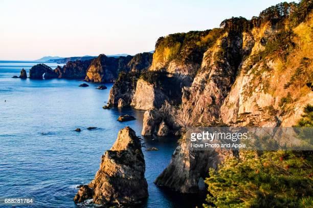 Kitayamazaki scenery