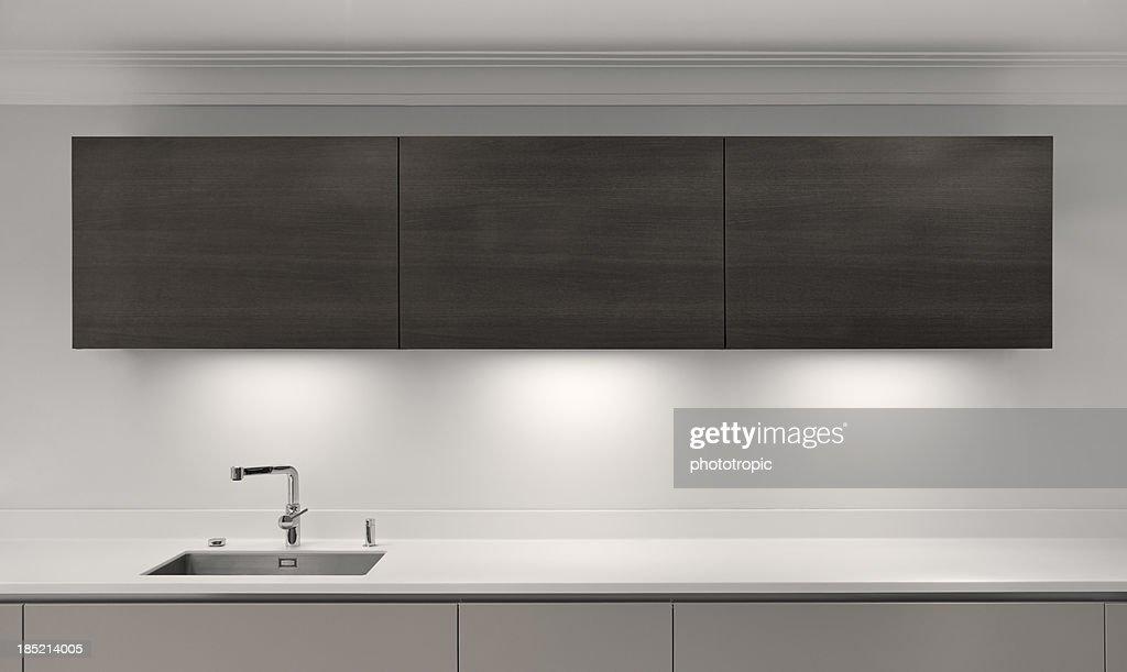 Kitchen cupboard lighting