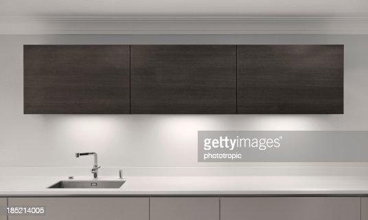 Kitchen cupboard lighting