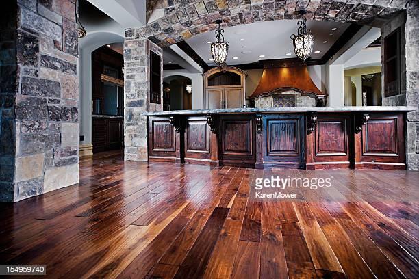 キッチンの階