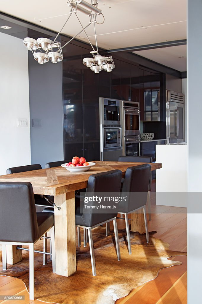Kitchen interior : Foto de stock