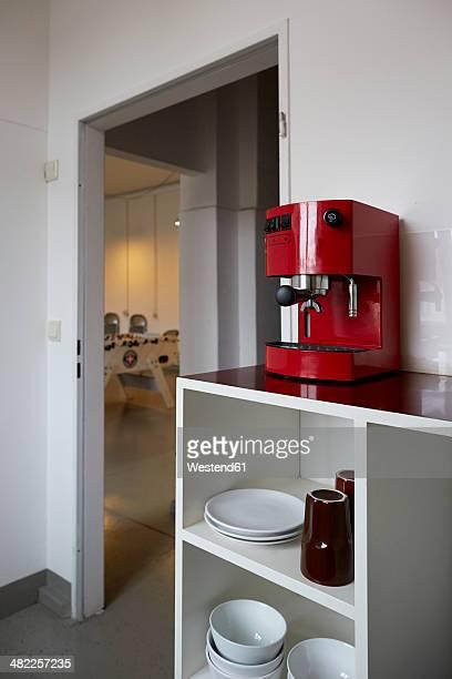 Kitchen of a loft