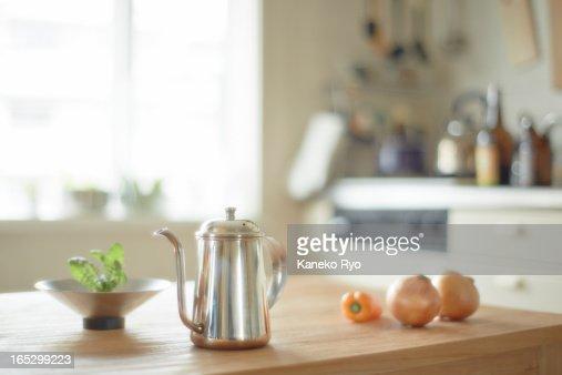 Kitchen. : Stock Photo