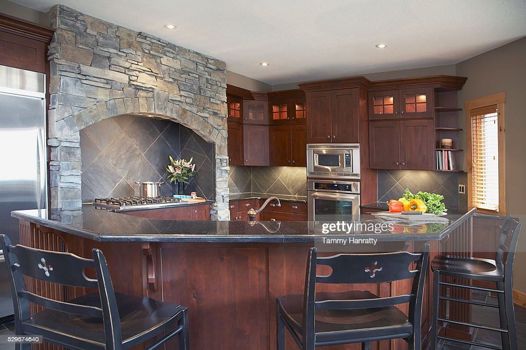 Kitchen : Foto de stock