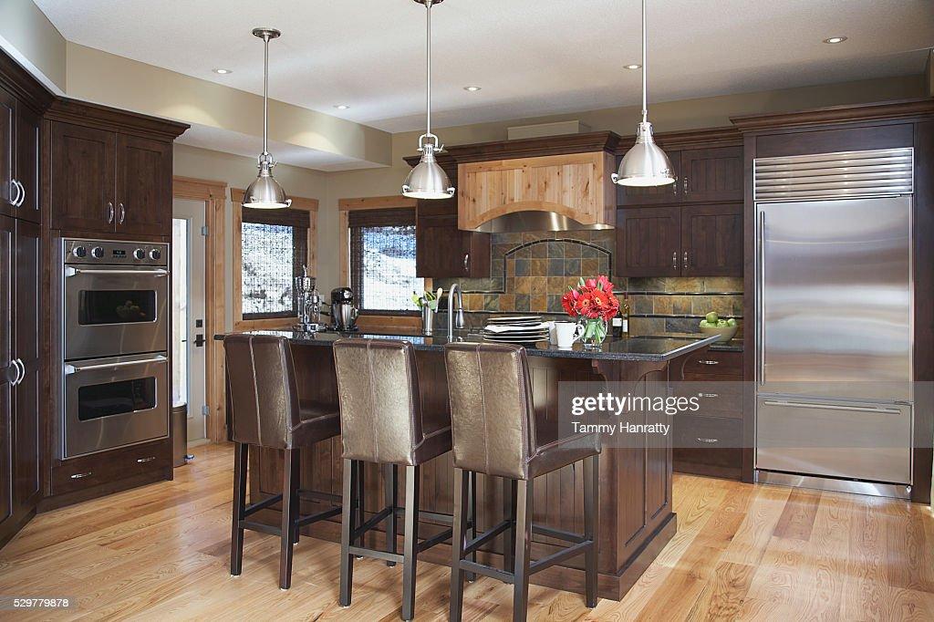 Kitchen : Foto de stock
