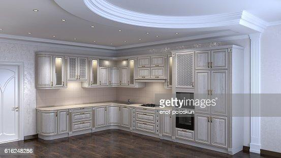 Cocina  : Foto de stock