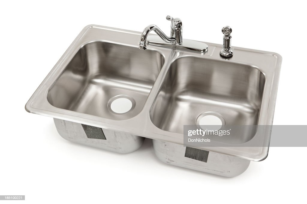 Kitchen Sink Isolated