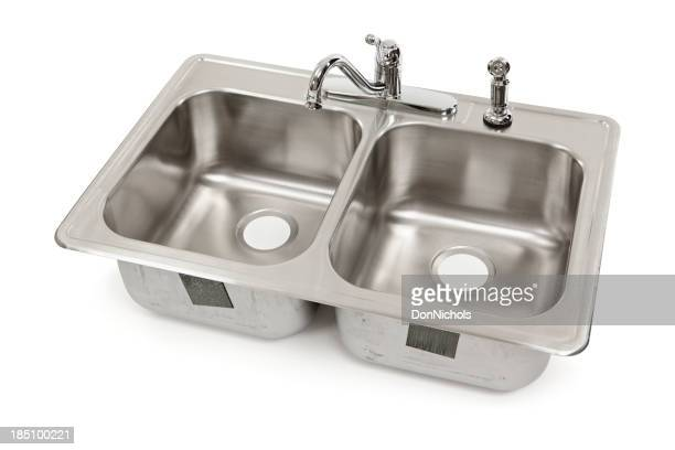 Kitchen Sink Isolated