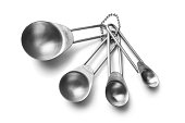 Kitchen: Measuring Spoons