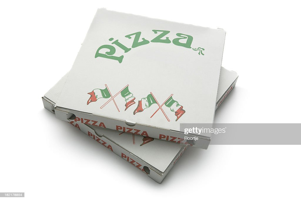 Kitchen Utensils: Pizza Boxes