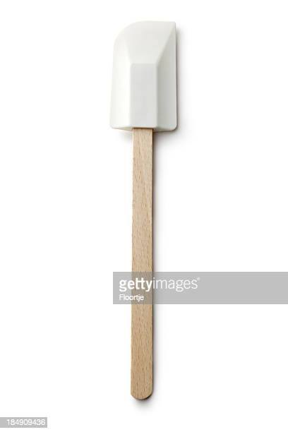 Kitchen Utensils: Rubber Spatula