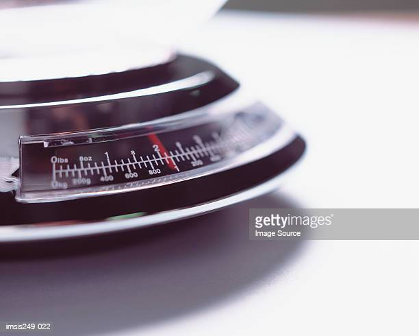 Kitchen weighing appliance