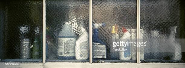 Cuisine la fenêtre