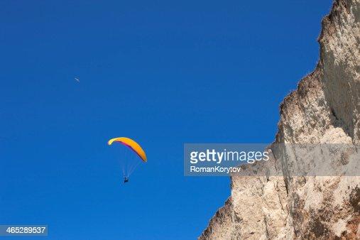 Kite Sailing : Stock Photo