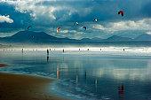 Kite Surf in Playa de Famara