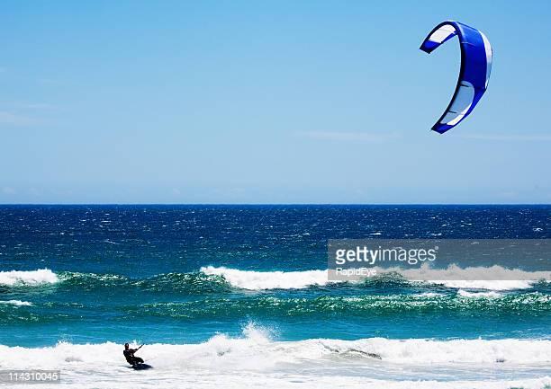 Kite surfing #2