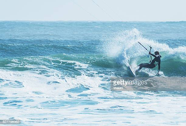 Kite Surfing the Atlantic