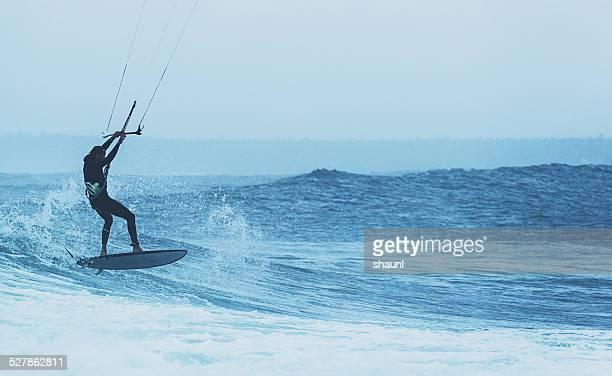 Kite surf l'Atlantique