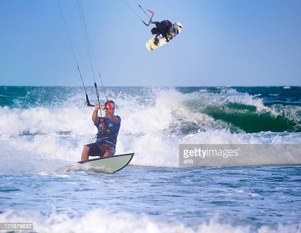Au Kitesurf Action