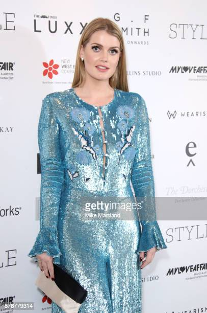 Kitty Spencer attends the Walpole British Luxury Awards on November 20 2017 in London England