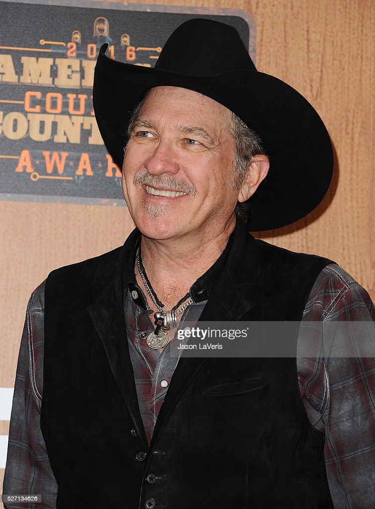 Kix Brooks of Brooks & Dunn poses in the press room at the 2016 American Country Countdown Awards at The Forum on May 01, 2016 in Inglewood, California.