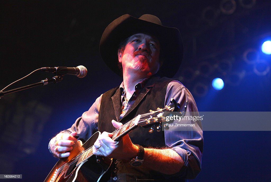 Kix Brooks performs at Nash Bash at Roseland Ballroom on February 18, 2013 in New York City.