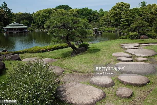 Kiyosumi Teien Garden was the site of the residence of the Edo Period business magnate Kinokuniya Bunzaemon Later it became the residence of the Edo...
