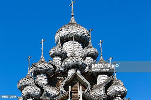 Kizhi Island, Transfiguration Cathedral