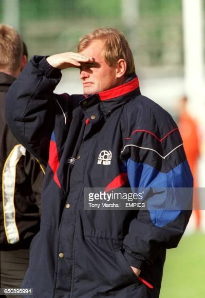 Kjell Pettersson BK Hacken coach