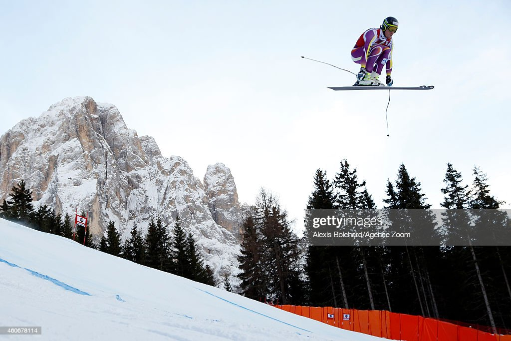 <a gi-track='captionPersonalityLinkClicked' href=/galleries/search?phrase=Kjetil+Jansrud&family=editorial&specificpeople=816480 ng-click='$event.stopPropagation()'>Kjetil Jansrud</a> of Norway takes 2nd place during the Audi FIS Alpine Ski World Cup Men's Downhill on December 19, 2014 in Val Gardena, Italy.